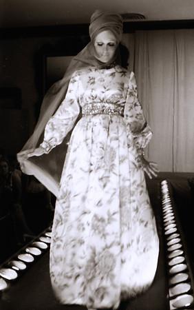 Delmonico Hotel Fashion Show 1970s