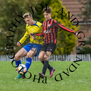 Stanningley Albion U17s v Woodkirk Valley