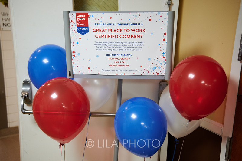 Great Places to Work  - Certification Celebration