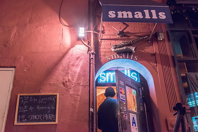Smalls Jazz Club, NYC