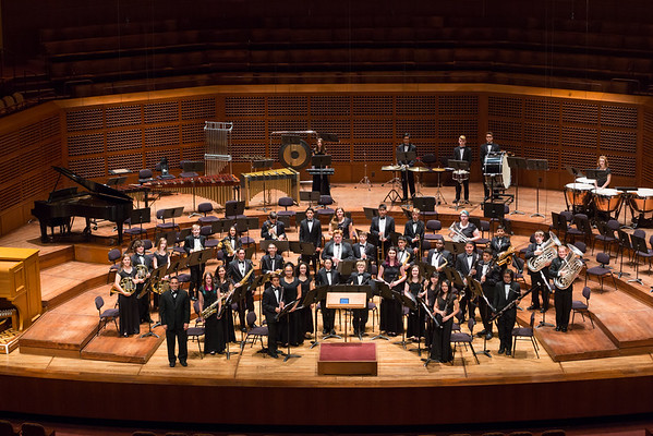 4. Thurman White Academy of the Performing Arts Symphonic Band