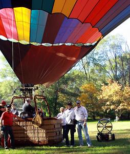 Hot Air Balloon Ride 2006
