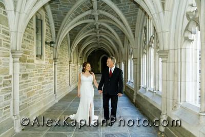 Wedding at Nassau Inn in Princeton, NJ by Alex Kaplan