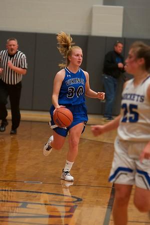 Burlington Central vs Geneva Girls Basketball