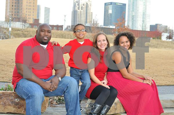 HARRIS FAMILY PHOTO SHOOT