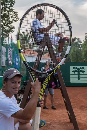 LMC Tennis Exhibition 25th Aug'17