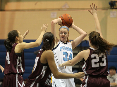 Peabody vs Lynn English Girl's Basketball