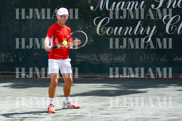 Tennis 3-21-19