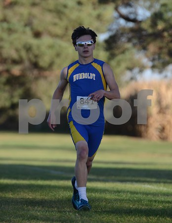 NORTH CENTRAL CONFERENCE XC MEET