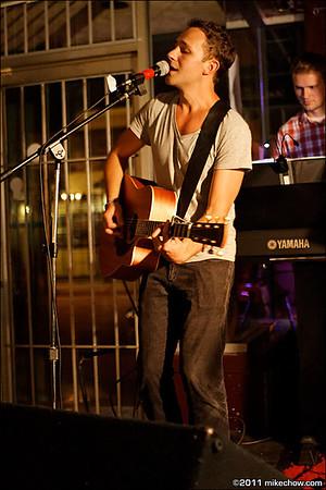 Jason and the Diatonics/The Grath Singers/Miranda Martini, August 20, 2011