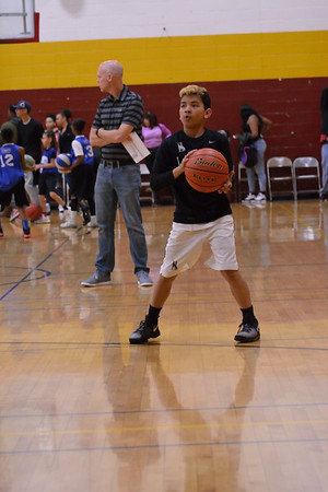 Basketball - March 24-25, 2018