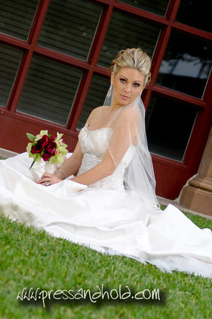 Brooke Bridal Portraits