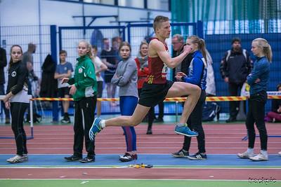 Finnish Nationals in Indoor Multievents 2019, Day 1