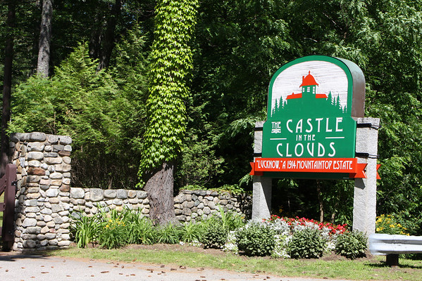 """""""Castle In The Clouds"""" Moultonborough, NH."""