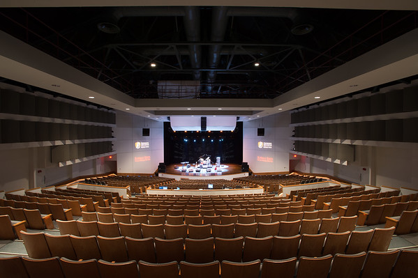 10/21/16 Performing Arts Center in Rockwell Hall