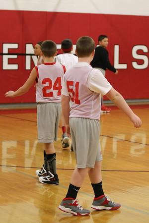 Sheridan vs River View 6th Grade Boys