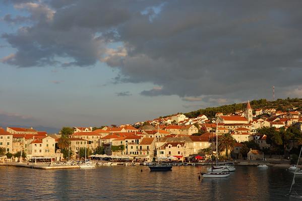 Dubrovnik -> Trogir -> Split -> Brac