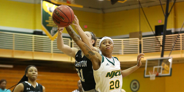 NJCU Women's Basketball v Stockton 190105