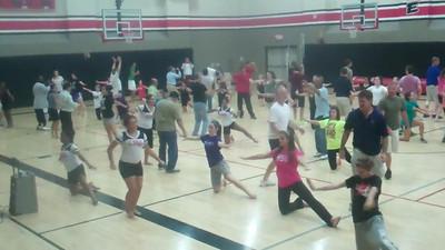 Bob & Sue Dance Routine