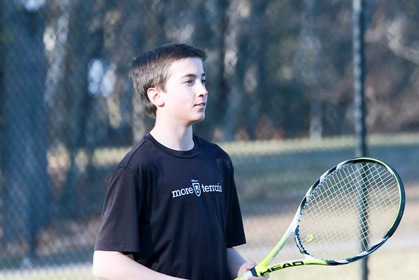 Boys' JV Tennis vs. Tilton | April 15th