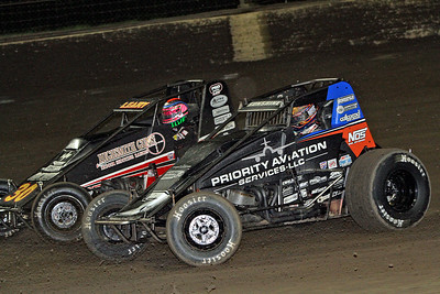 Indiana Sprint Week - 7/24/18