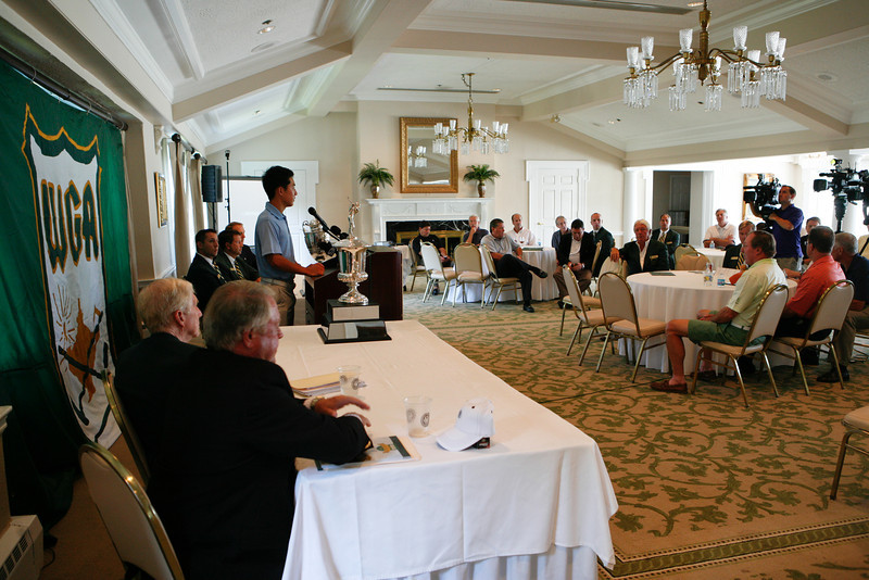 2011 Western Amateur Media Day was held at North Shore Country Club on July 21.