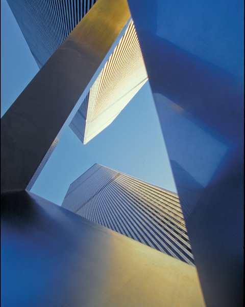 World Trade Center, Janurary 3, 2001