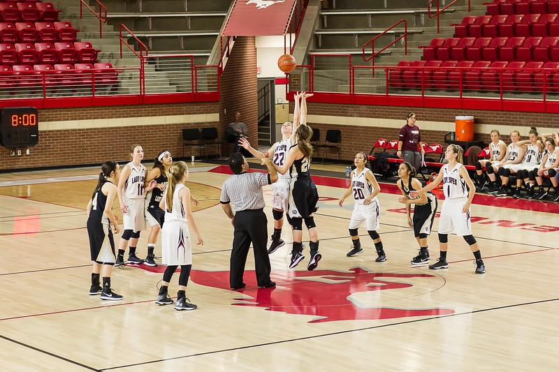 LadyLopes Basketball, 2014-2015