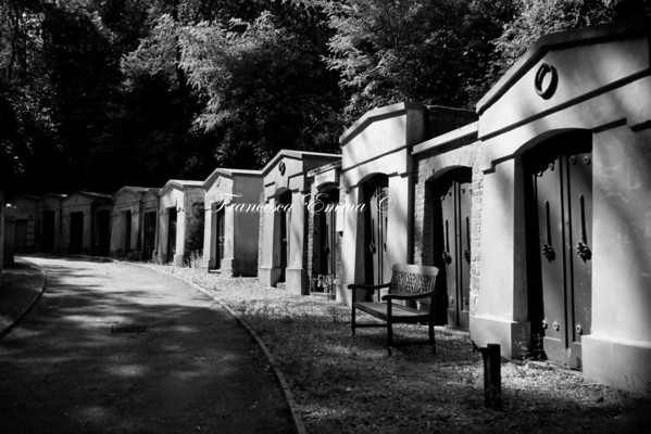 Churches and Cemeteries