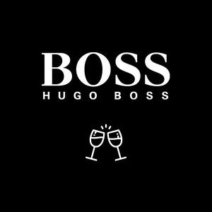Hugo Boss | Confraternização - GFIs Animados