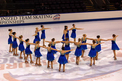 Synchro Nationals 2007 - Adult