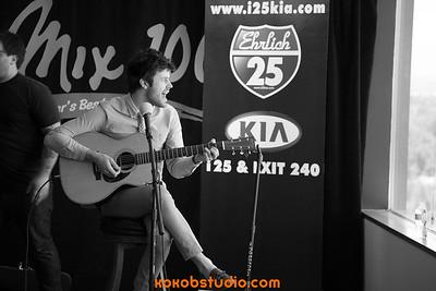 2013-05-31 - Mix100 - Passion Pit
