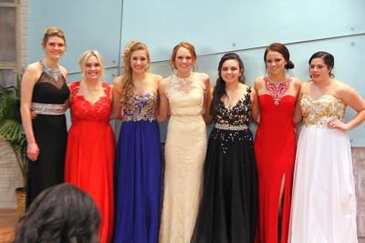 2015 RRHS Prom Fashion Show