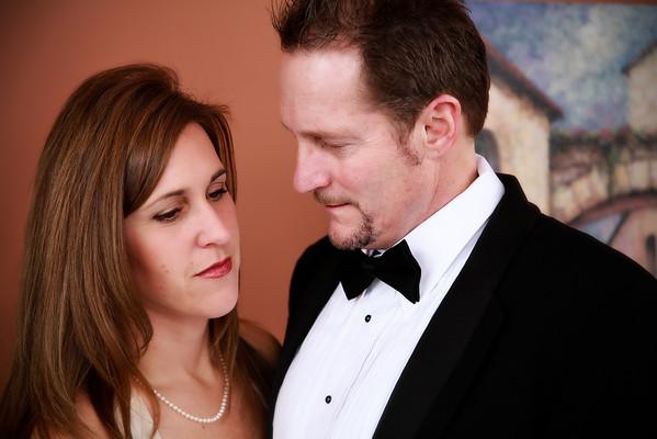 Bill and Tami Greenwood Wedding