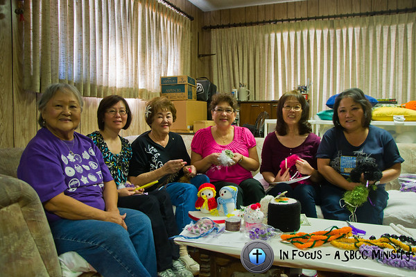 Craft Ministry
