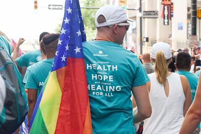 2018 Atrium Health at Charlotte Pride