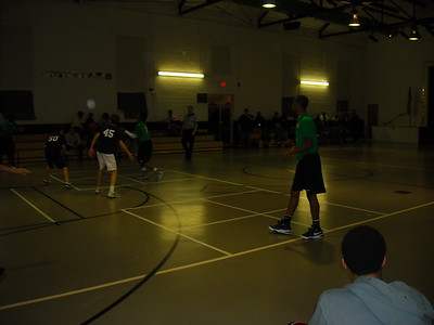CYO Basketball Vs. St. Edward