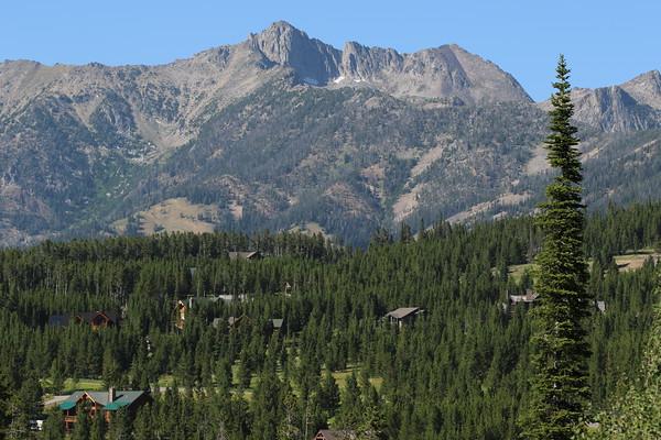 Big Sky, Montana and Yellowstone (Canon Pics)