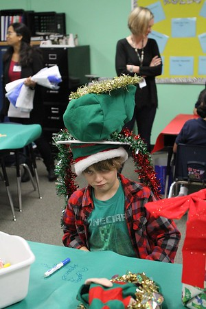 4th Grade Holiday Party :: December 16, 2107
