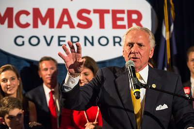 McMaster Primary Night Party