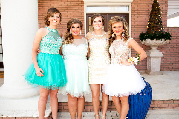 "Booneville""s Seniors Pre-Prom Pictures 2015"