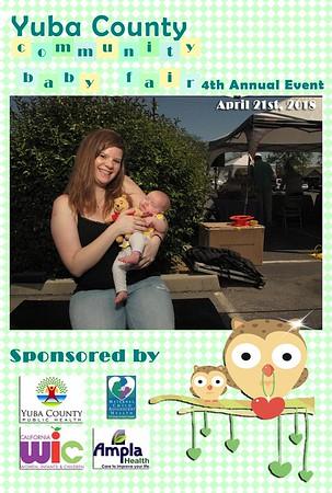 2018 Community Baby Fair
