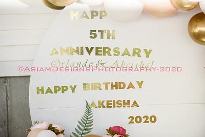 Akeisha's Birthday