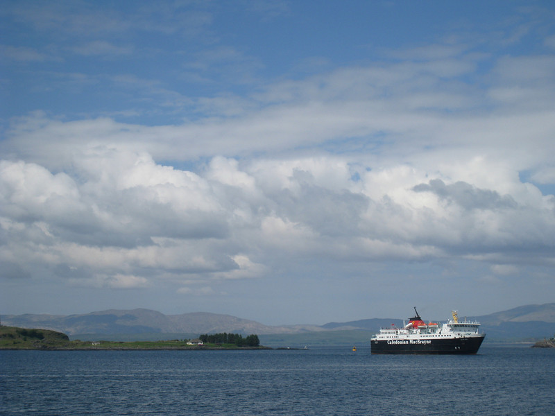 Oban to Criagnure Ferry