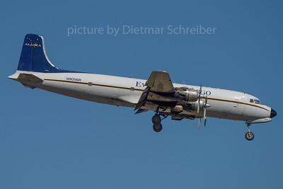N9056R Douglas DC6