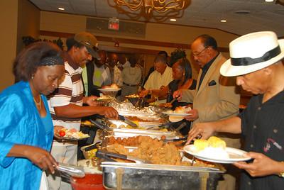 """The """"Little Giant"""" Golf Dinner  Fri Sept 3, 2010"""