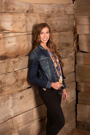 Katie Killpack- senior