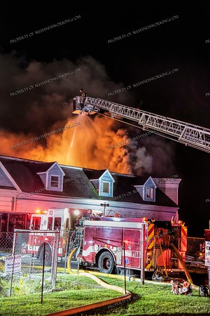 2 Alarm Fatal Strip Mall Fire - 51 Roses Mill Rd, Milford, CT - 9/14/20
