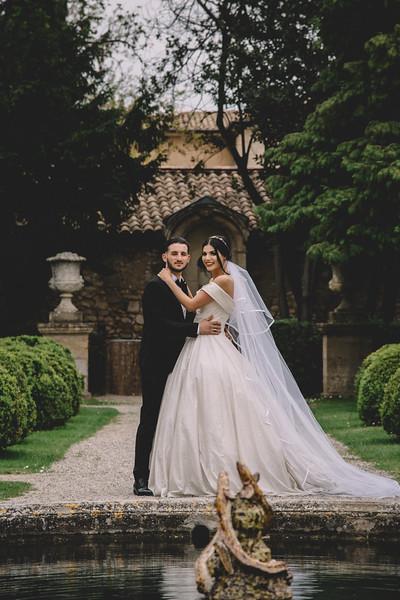 Mariage Ines&Amir Hotel Aquabella Aix