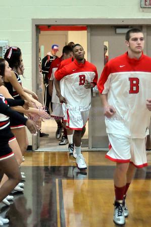 2011-01-21 BHS Men's Basketball VS Myers Park